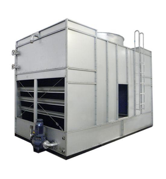 唐山闭式冷却塔厂家对横流闭式产品的组成讲解生产厂家价格