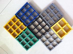 常宁玻璃钢格栅板种类介绍生产厂家价格
