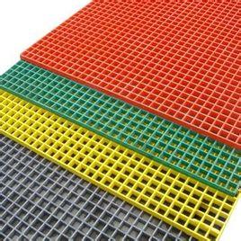 浅谈玻璃钢格栅板颜色分类
