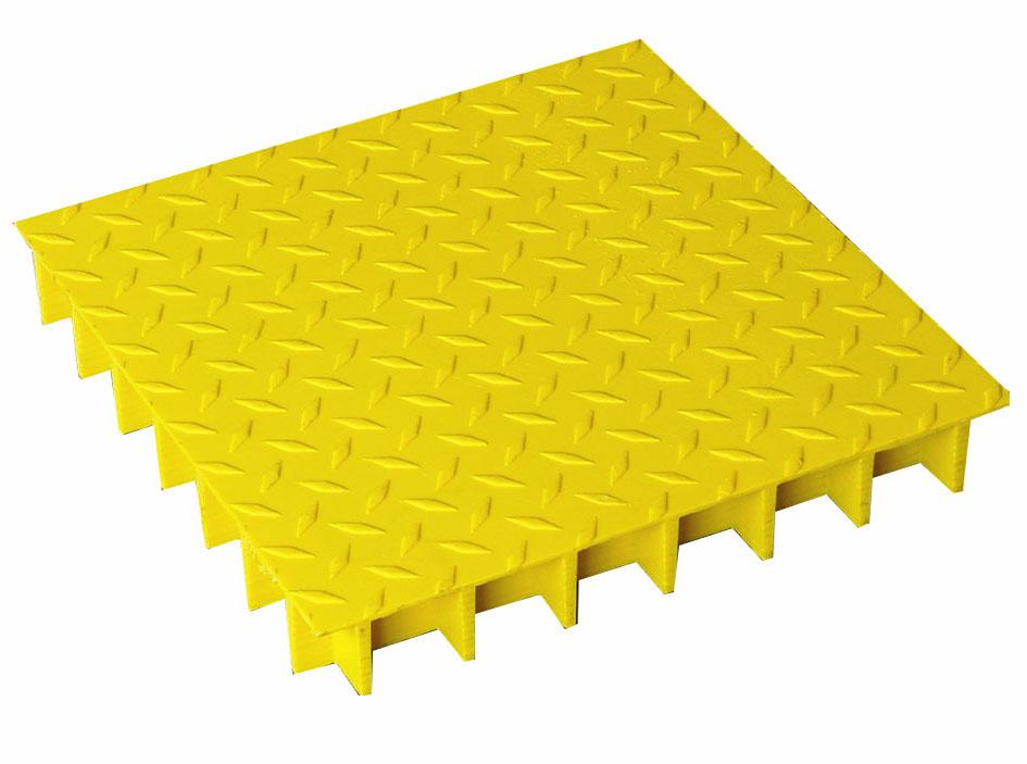 玻璃钢格栅盖板的性能及使用场合