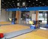 富锦详解洗车房玻璃钢格栅构造系统和外形尺寸