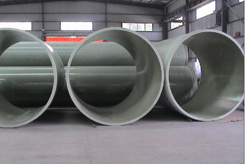 玻璃钢夹砂管道的一些特点生产厂家价格