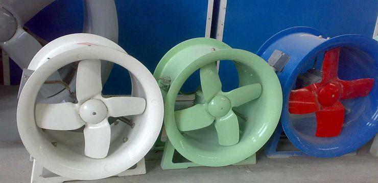 赤水玻璃钢轴流风机参数生产厂家价格