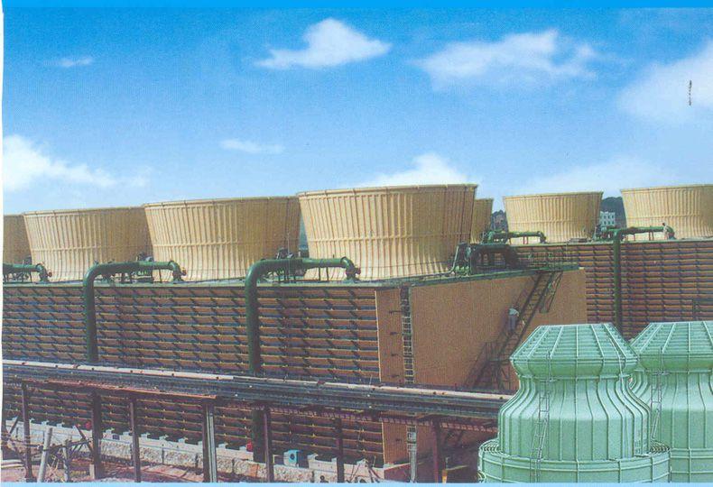 新建冷却塔环梁以下部分施工措施有哪些?