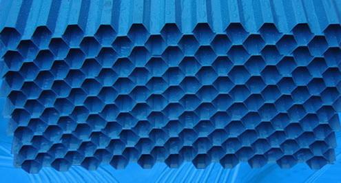 开封冷却塔填料性能特点生产厂家价格
