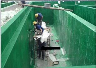 玻璃钢防腐衬里的特点生产厂家价格
