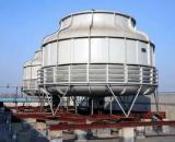 玻璃钢冷却塔的工作原理