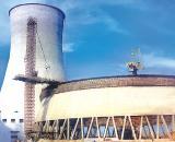 电厂冷却塔的常见病害及原因分析