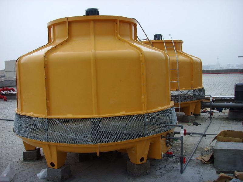 冷却水塔相关案例