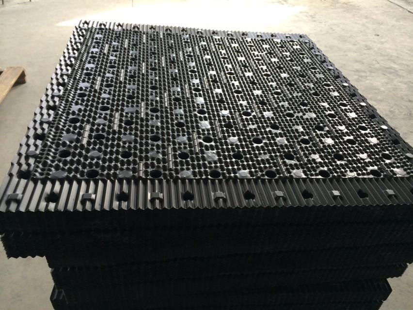 冷却塔填料如何清洗生产厂家价格