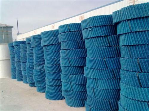 冷却塔填料的建设标准生产厂家价格