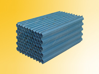 冷水江PVC蜂窝冷却塔填料用途及主要特点生产厂家价格