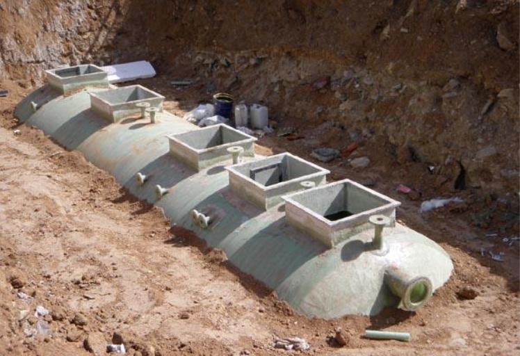 长沙玻璃钢隔油池的适用范围生产厂家价格