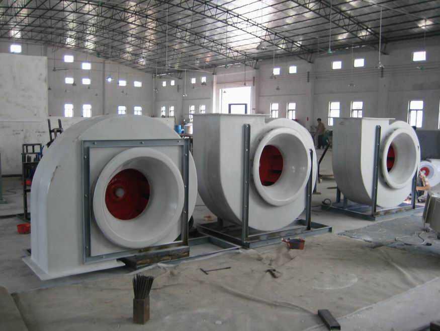 衡水玻璃钢离心风机产品原理生产厂家价格