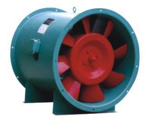 仁怀HTF型消防高温排烟轴流风机详细介绍生产厂家价格