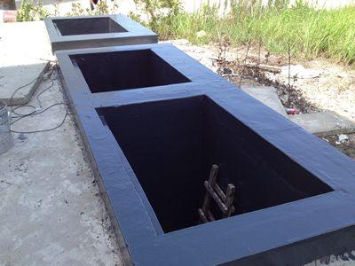 开封消防水池的防腐工艺生产厂家价格