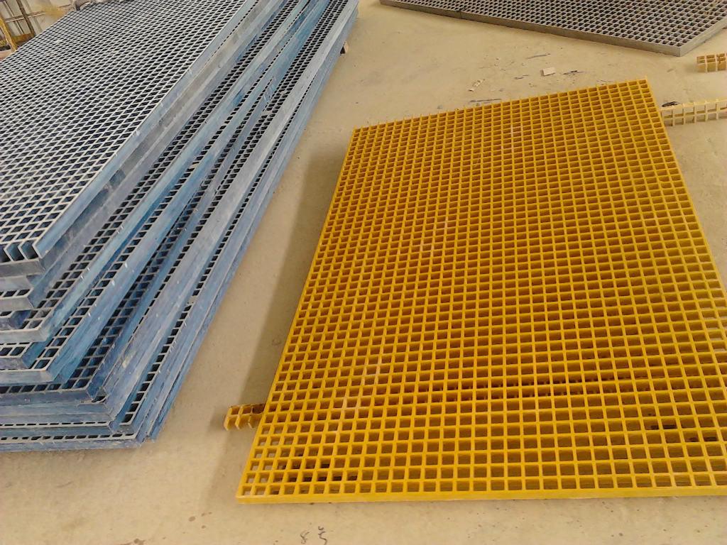 邢台最新玻璃钢格栅规格参数介绍生产厂家价格