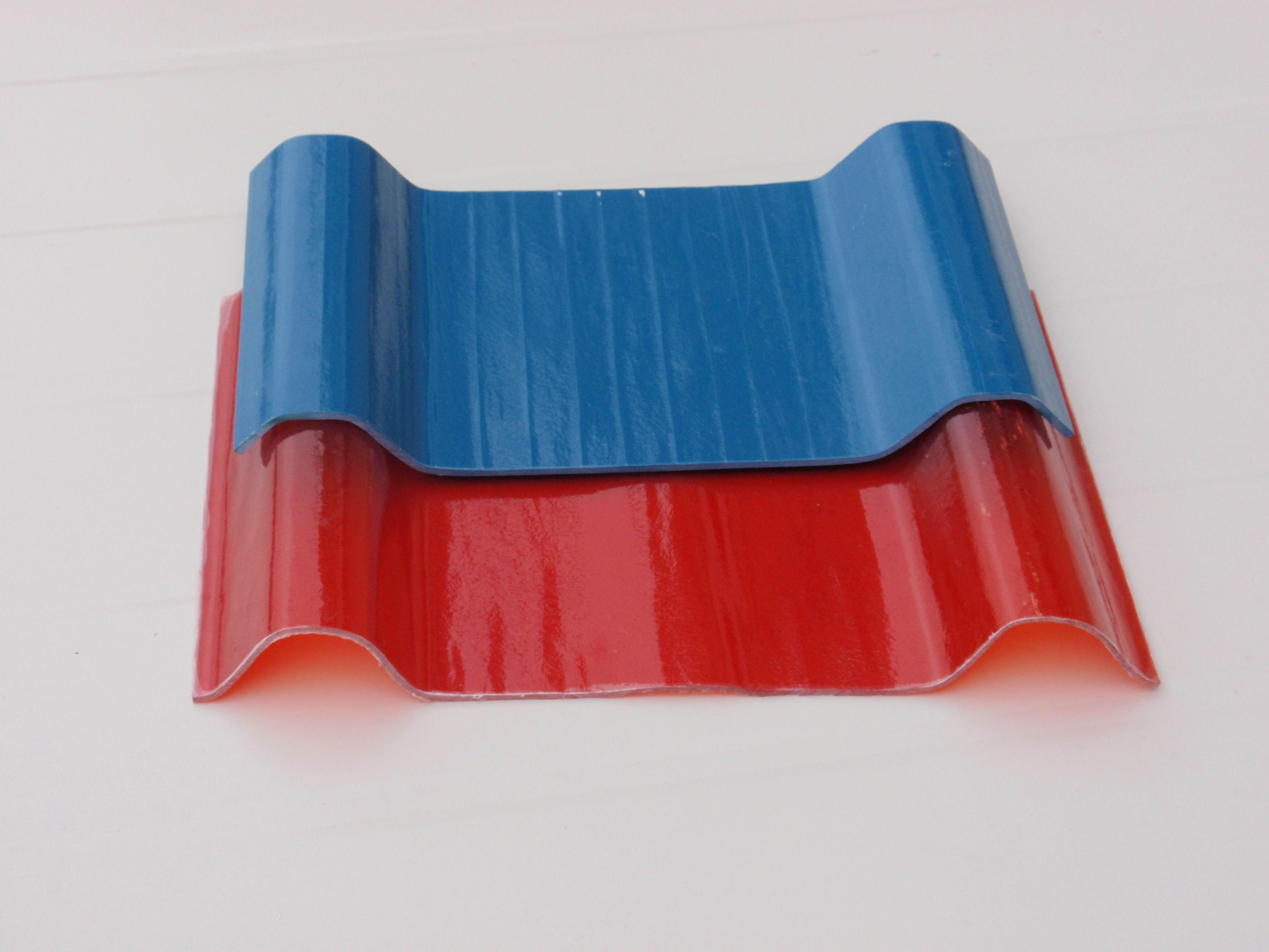 防腐瓦、防腐板、耐腐蚀板技术参数: