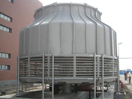 圆形冷却塔 工作原理