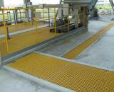 吴川北京玻璃钢格栅板产品特性及施工工艺