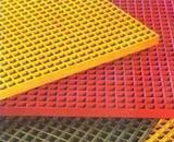 泰兴洗车房格栅板产品性能特点