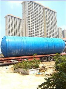 广州玻璃钢化粪池厂家
