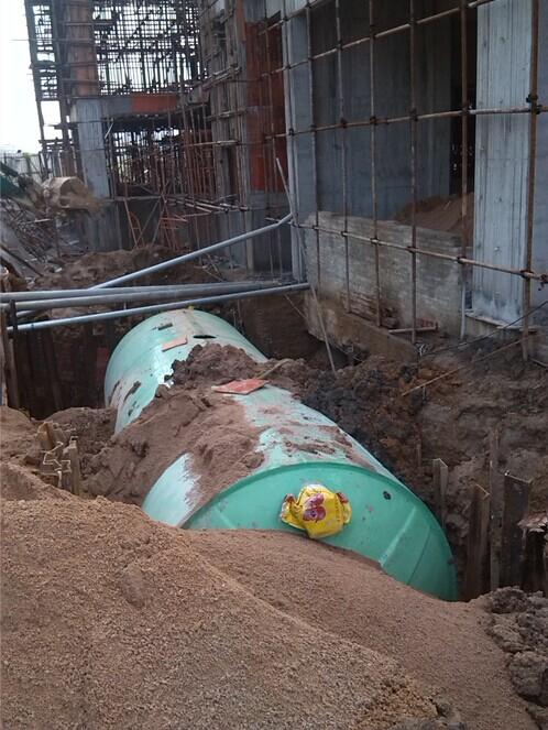 铜仁港龙科技供应广州玻璃钢化粪池生产厂家价格