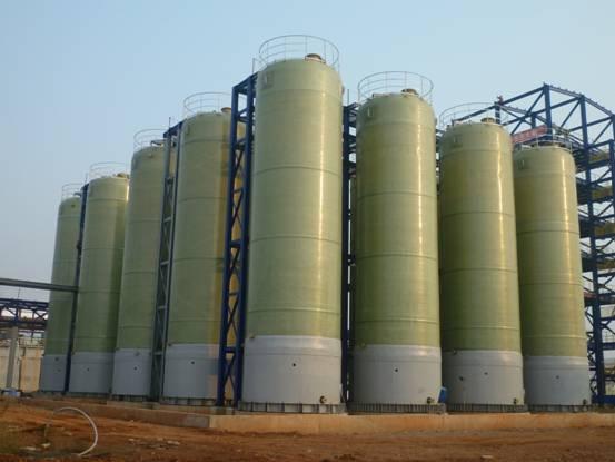 什邡玻璃钢容器的修补生产厂家价格