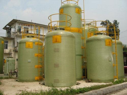 广汉河北港龙科技开发有限公司玻璃钢容器优点生产厂家价格