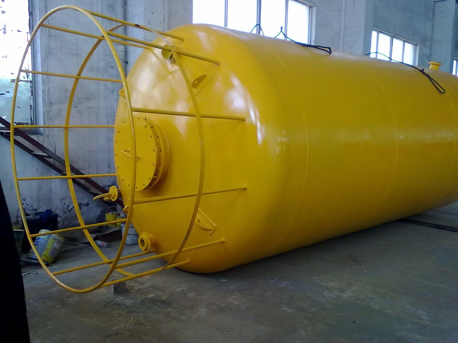 钢塑复合防腐储罐产品描述及特点生产厂家价格