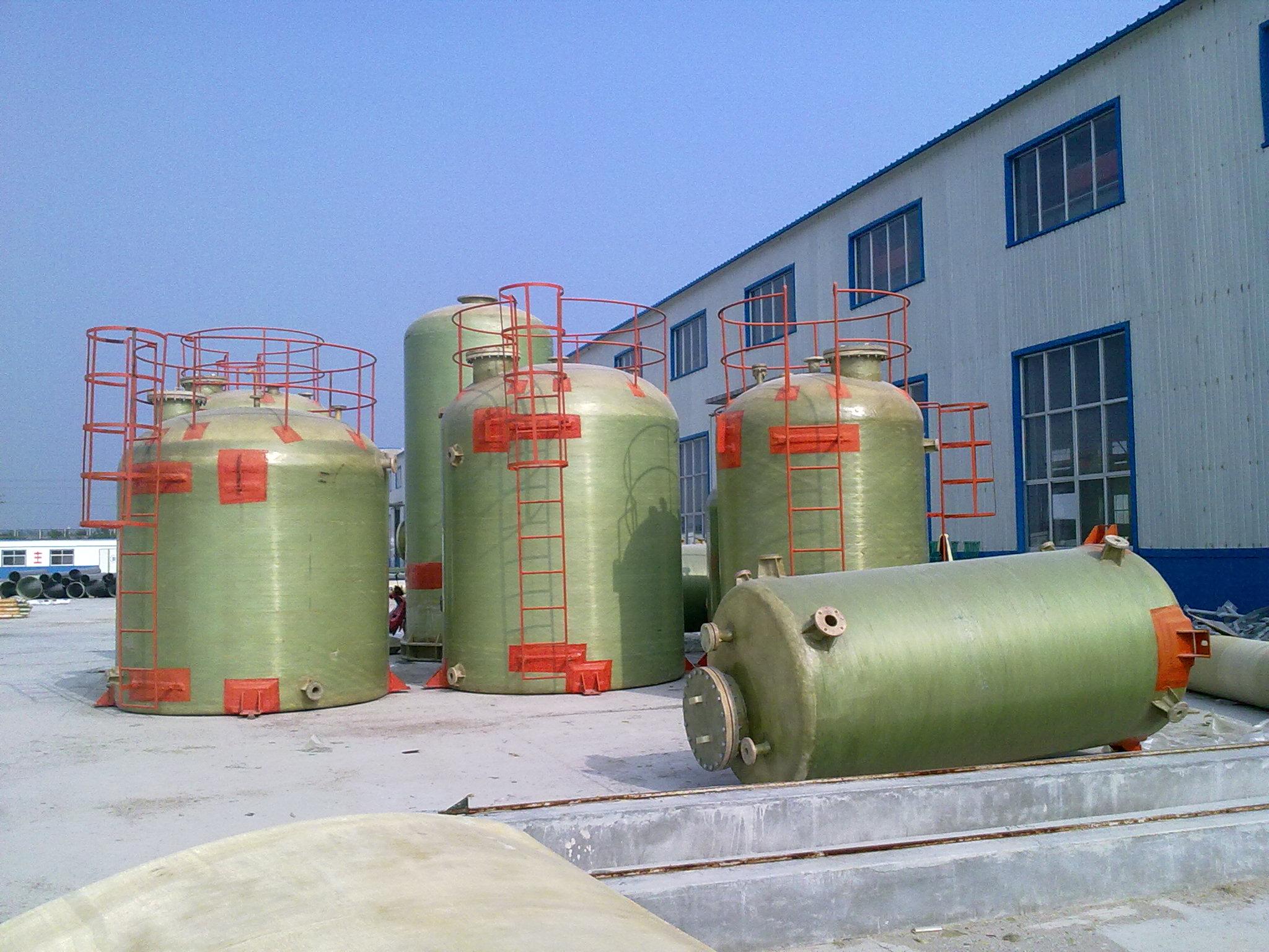 铜仁玻璃钢储罐适用范围生产厂家价格