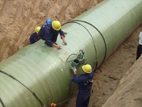 玻璃钢输水管道详细介绍生产厂家价格