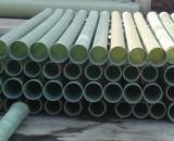 输水玻璃钢管道的应用