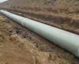 玻璃钢污水管道施工注意事项