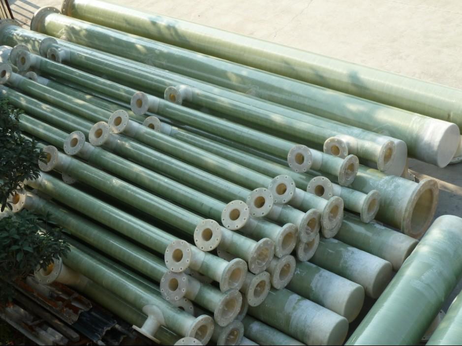 灯塔玻璃钢工艺管道特点生产厂家价格