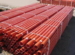 玻璃钢电缆穿线保护管简介及主要特点