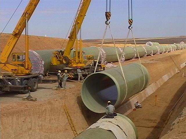 玻璃钢排水管道详细说明