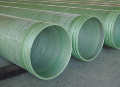 玻璃钢排水管道的应用