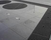 圆形玻璃钢盖板