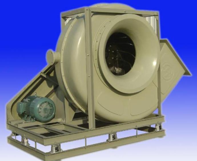 河北港龙科技开发有限公司玻璃钢防腐风机供应详情生产厂家价格