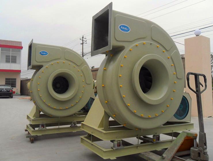 乐昌FB型玻璃钢防腐风机主要组成以及性能生产厂家价格