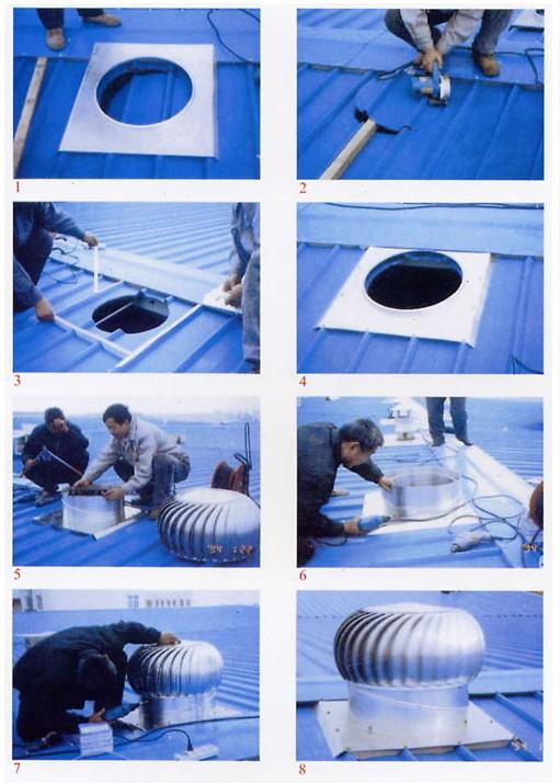 蓟县600型屋顶自然通风器优异神奇的特点:生产厂家价格