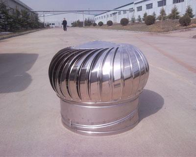 无动力通风器产品特点
