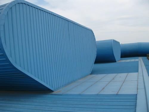 屋顶通风器维护时应该注意的问题