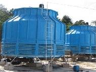 阳泉玻璃钢冷却塔开机要做的五项准备生产厂家价格