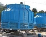 玻璃钢冷却塔开机要做的五项准备