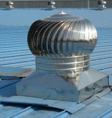 无动力风帽工作原理及特殊能效