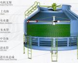 港龙科技玻璃钢冷却塔技术参数详解