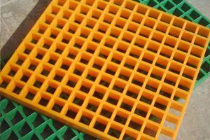 靖江玻璃钢格栅一种特殊环境下使用的产品生产厂家价格