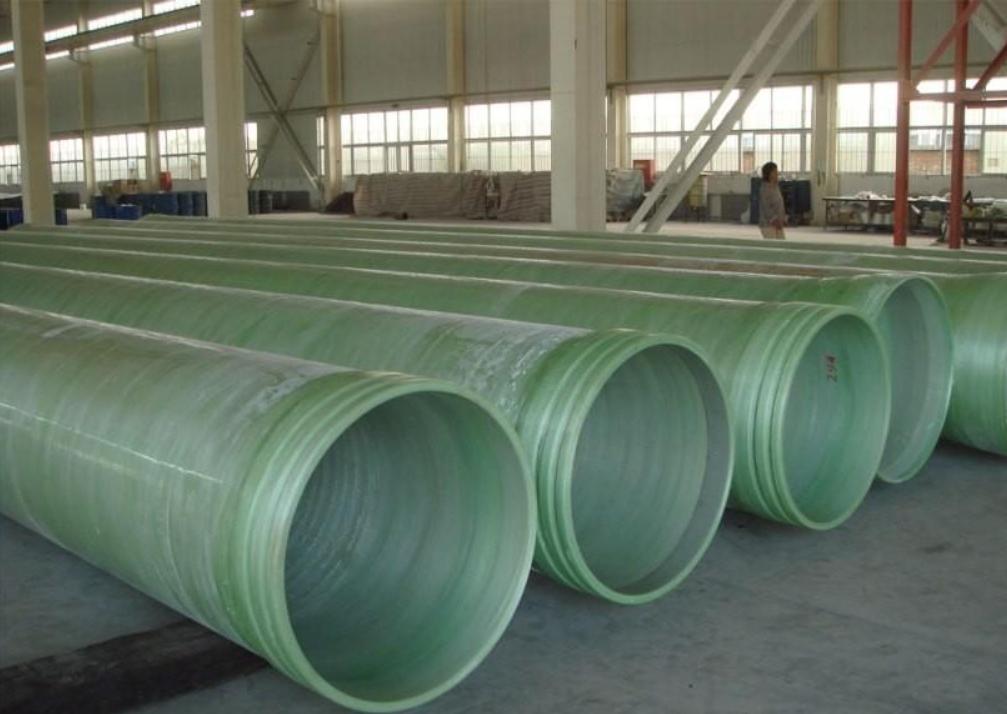 玻璃钢夹砂管道的应用范畴生产厂家价格